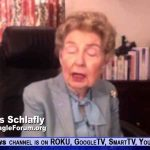 3 Interviews with Phyllis Schalfly