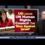 America leaves UN Human Rights Council for 'bias against Israel'