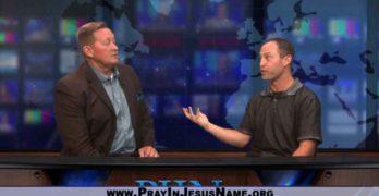 Pray for Israel:  IHOP intercessor Matthew Smoler 2 of 2