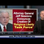 Jeff Sessions Announces 'Religious Liberty Task Force'