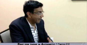 Dinesh D'Souza previews Death of a Nation: Dr. Anthony Harper
