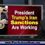 Trump's Iran Sanctions Are Working Says NY Times