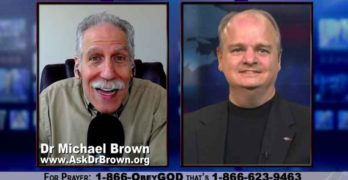 Trump is Not My Savior (but I support him) says Dr. Michael Brown