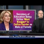Secretary of Education Betsy DeVos 'Not Eager' to Define Gender as Male or Female