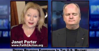 Heartbeat Bill to Stop Abortion blocked by Sen. Larry Obhof:  Janet Porter explains